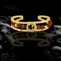Om Rudraksha Bracelet For Men And Women