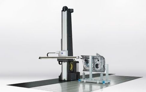 CARL ZEISS - Co-ordinating measuring machines - Zeiss - Contura G2