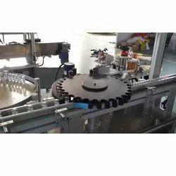 Rotary Sticker Labelling Machine