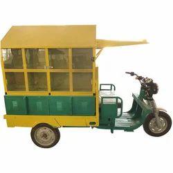Grocery Van E-Rickshaw
