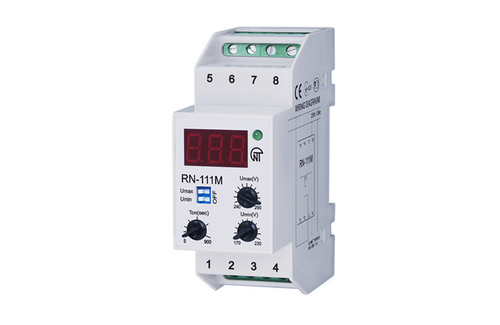 Single Phase Voltage Monitoring Relays (16A)