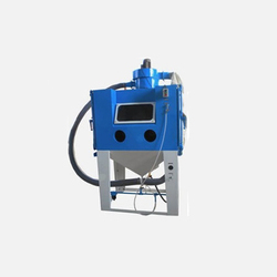 Glass Bead Blasting Machine