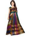 Jacquard Poly Silk Saree