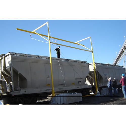 Fall Protection Vertical Fall Arrester Manufacturer From