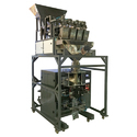 Fully-Automatic Cashew Packaging Machine with Collar Bagger