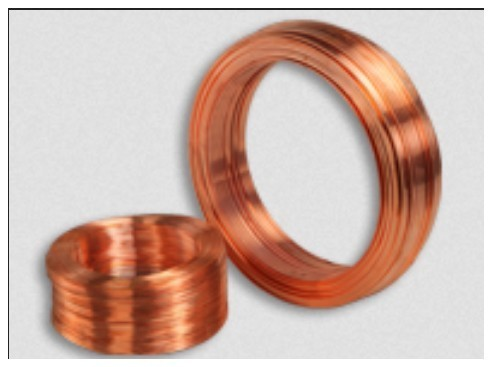 Bare Copper Wire And Strips & Bunched Copper Wire Ropes from Kolkata