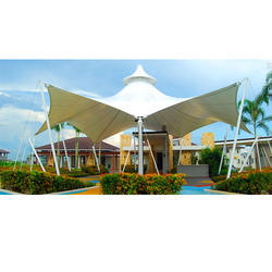 Tensile Fabric Structure  sc 1 st  Royal Tensile Structure Private Limited & Tensile Structure - Tensile Fabric Structure Manufacturer from Delhi