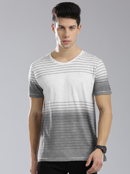Dual Color Trendy T Shirt