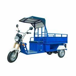 Blue E Rickshaw Loader