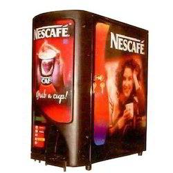 Nescafe Table Top Triple & Four Vending Machine