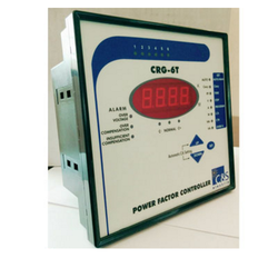 Automatic Power Factor Relay