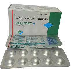 Pharmaceutical Tablets Deflazacort Tablets Wholesale Trader From