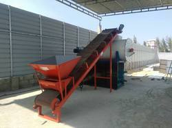 Foam Concrete Block Making Machine