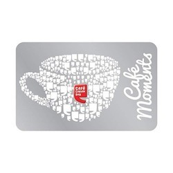 Cafe Coffee Day - Gift Card - Gift Voucher