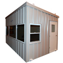 Prefabricated Control Room