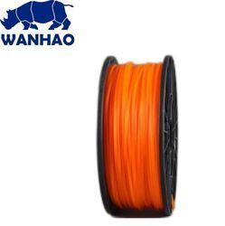 Wanhao Transparent Orange ABS 1.75mm 3D Printer Filament