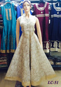 Designer Heavy Anarkali Suit For EID
