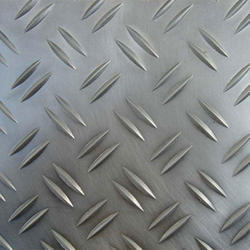 Stainless Steel Checkered Sheet