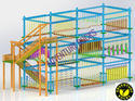Triple Layer 8 Pole Rope Course