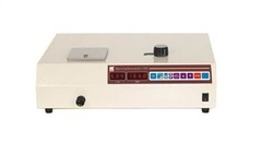 166 Micro Controller Based VIS. Spectrophotometer