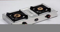 2 Burner Stainless Steel Stove