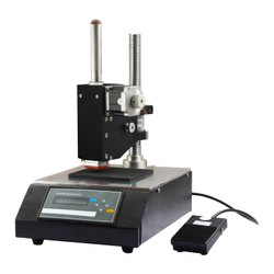 Table Top Electro Mechanizam Batch Coding Machine