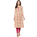 Pure Cotton Anarakli Kurtis