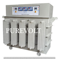 Servo Voltage Stabilizer - Servo Voltage Stabilizers Manufacturer