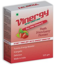 Vinergy Instant Energy Drink Powder
