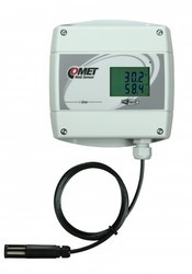 GSM Based Temperature and  Humidity Data Loggers