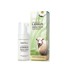 Lanolin Facial Wash