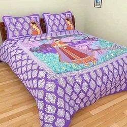 Jaipuri Bed Sheets