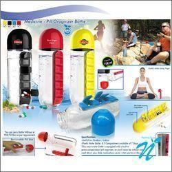 750 ml Plastic Pill Water Bottle