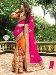 Exclusive Designer Fancy Party Wear Saree