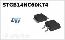 STGB14NC60KT4 STMicro D2PAK / TO263 Mosfet IGBT