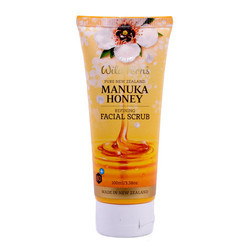 Wild Ferns Manuka Honey Facial Scrub