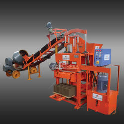 1000 SHD Block Making Machine With Out Conveyor