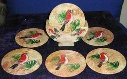 Soapstone Coaster Set