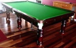 Pool Table In Super Pool Cloth