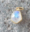 Rainbow Moonstone Pendants