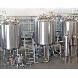 Sugar Syrup Processing Plant