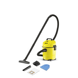 Karcher WD 1 Wet And Dry Vacuum Cleaner
