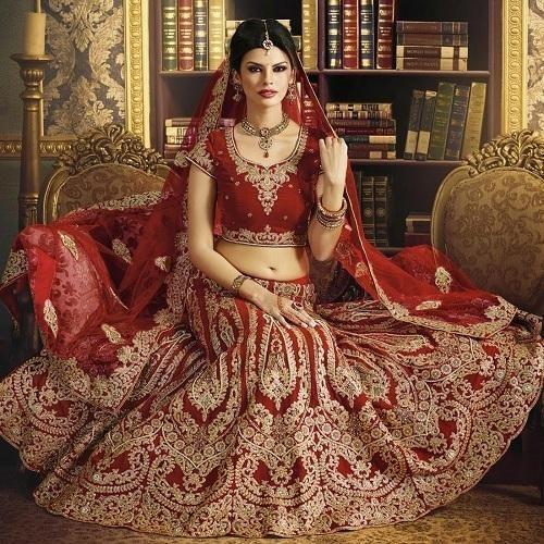 Bridal Wedding Dresses in Hyderabad, Telangana | Bridal