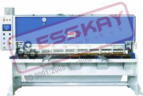 hydraulic shreaing machines ss sheet cutting machines m 0425 rh esskaymachinesindia com Delta VFD M Manual Manual N