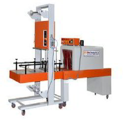 Fully Automatic Bulk Shrink Wrapping Machine
