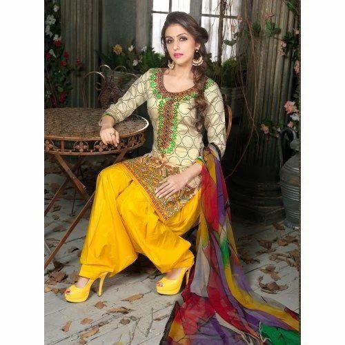 bc612c98e6 Ladies Suit - Party Wear Ladies Salwar Suit Manufacturer from Pune