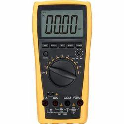 Palm Sized Digital Multimeter