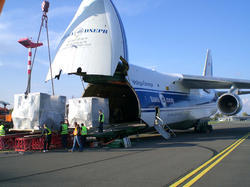 Heavy Goods Freight Services