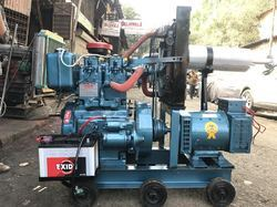 Low Noise Portable Diesel Generator Sets