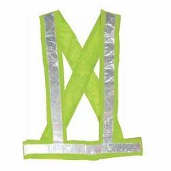 Reflective Jackets Cross Belt  (B)